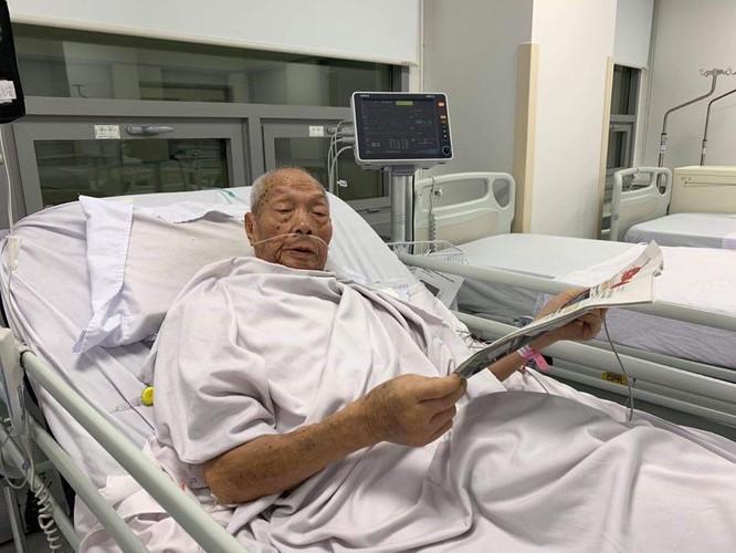 Thay khớp háng giúp cụ ông 93 tuổi thoát cảnh tàn phế ảnh 1