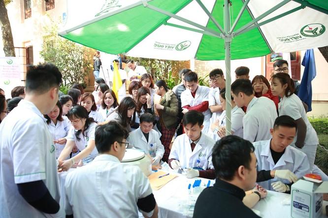 Bệnh viện Hữu nghị Việt Đức có thể thiếu hơn 10.000 đơn vị máu để cấp cứu bệnh nhân trong dịp Tết ảnh 5