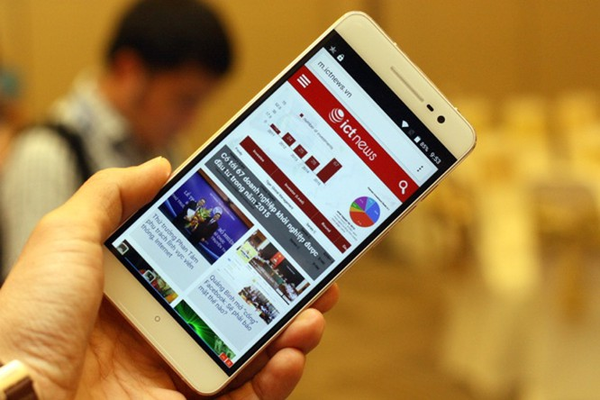 Mobiistar giới thiệu 4 smartphone mới, giá từ hơn 2,5 triệu đồng ảnh 2