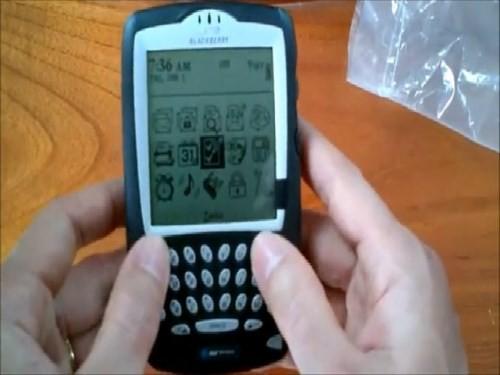 10 điện thoại BlackBerry đi vào huyền thoại - ảnh 1