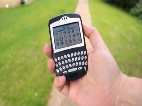 10 điện thoại BlackBerry đi vào huyền thoại ảnh 1