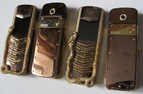 Top 10 điện thoại đắt nhất trong lịch sử ảnh 9