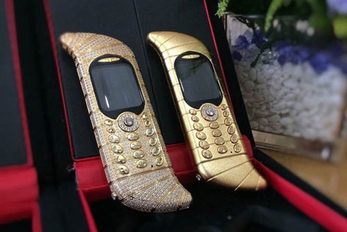 Top 10 điện thoại đắt nhất trong lịch sử ảnh 6