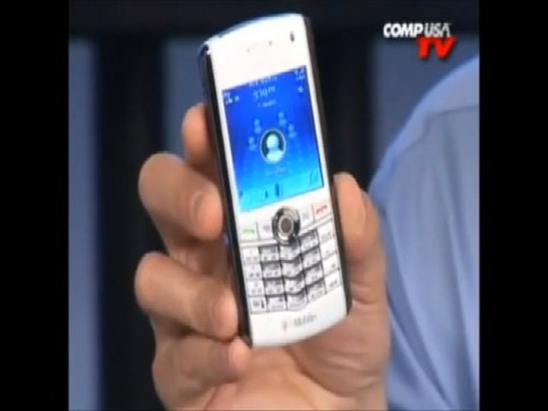 BlackBerry 8100 là chiếc BlackBerry được tung ra thị trường vào ngày 7/9/2006 với kiểu dáng nhỏ nhắn, thanh lịch và phong cách. Điểm đặc biệt của Pearl 8100 là viên bi cuộn đa chiều nằm ngay phía dưới màn hình, tỏa sáng trắng nhạt giống như ngọc trai khi sử dụng.