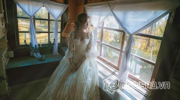 Mỹ Tâm hóa công chúa xinh đẹp giữa trời Tây ảnh 7