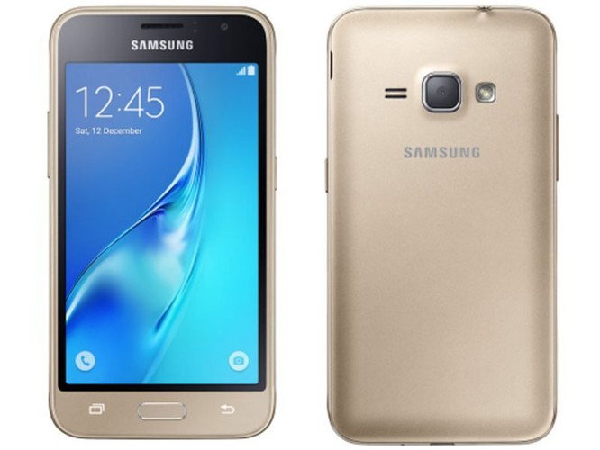 Samsung ra mắt smartphone giá rẻ Galaxy J1 2016 ảnh 1