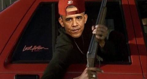 Dân mạng phát cuồng vì câu nói kháy bin Laden của Obama ảnh 7