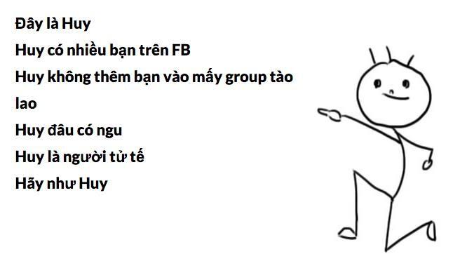 """Facebooker phát sốt với trào lưu """"Hãy như tôi"""" ảnh 6"""