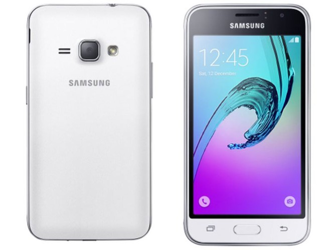 Samsung ra mắt smartphone giá rẻ Galaxy J1 2016 ảnh 3