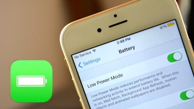 Các thủ thuật ẩn để tăng tốc và kéo dài pin cho iPhone ảnh 6