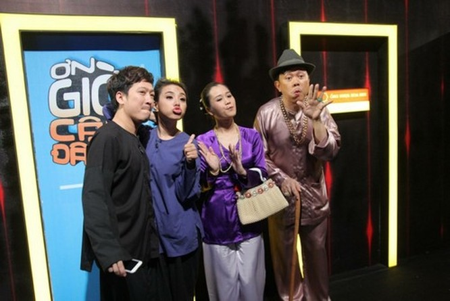 Miko Lan Trinh sẽ chuyển sang diễn hài? ảnh 6