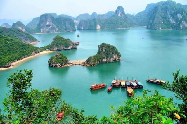 15 điểm đến đẹp ngỡ ngàng ở Châu Á ảnh 4