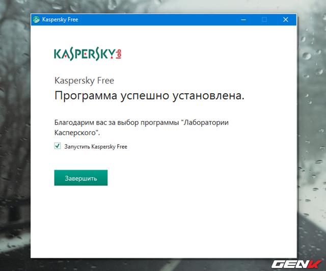 Kaspersky ra mắt phần mềm diệt virus miễn phí hoàn toàn ảnh 5