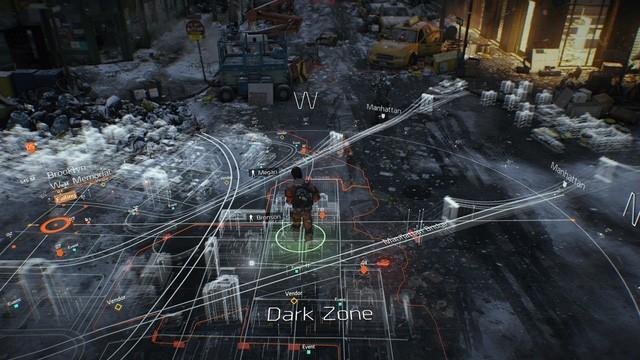Video: Siêu phẩm game online The Division sắp mở ảnh 2