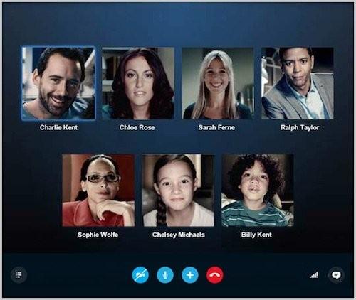 Skype có thêm tính năng gọi video call theo nhóm miễn phí ảnh 1