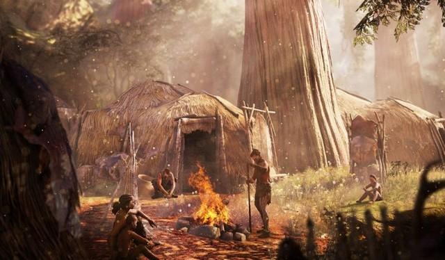 Far Cry Primal thách game thủ qua đêm trong hang động ảnh 2