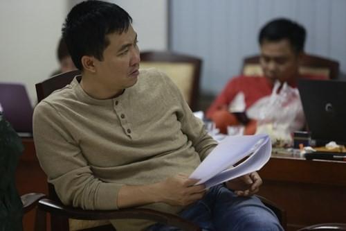 Công Lý đấu khẩu ác liệt với Vân Dung trong 'Táo quân' - ảnh 2