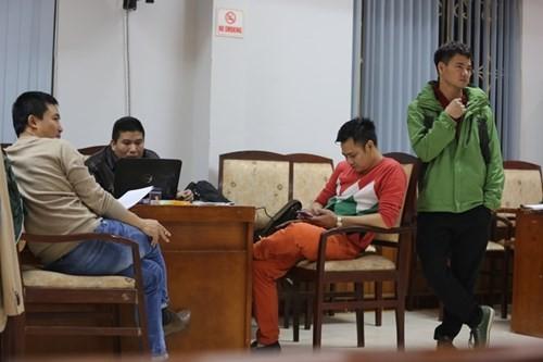 Công Lý đấu khẩu ác liệt với Vân Dung trong 'Táo quân' - ảnh 5