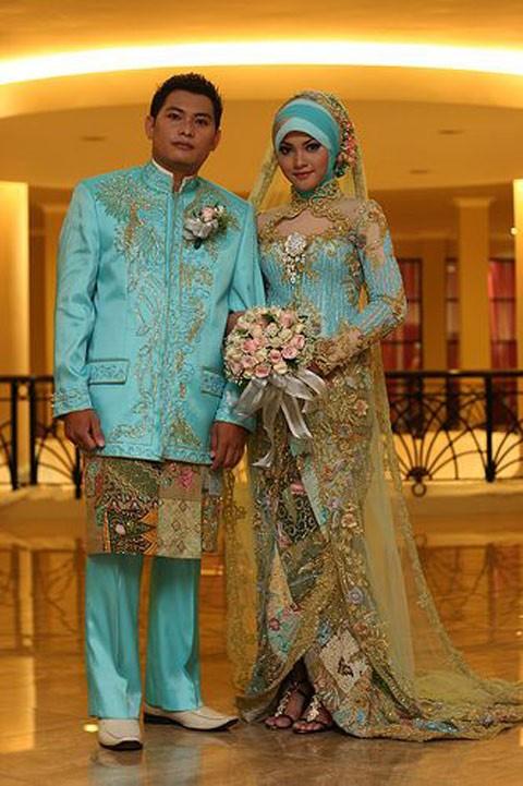7 mẫu váy cưới độc đáo của các nước châu Á ảnh 9