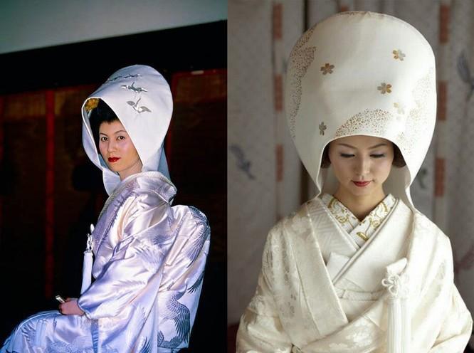 7 mẫu váy cưới độc đáo của các nước châu Á ảnh 4