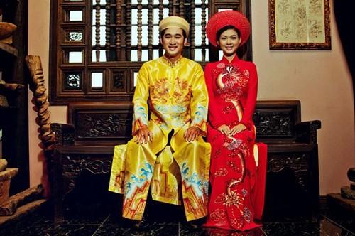 7 mẫu váy cưới độc đáo của các nước châu Á ảnh 7