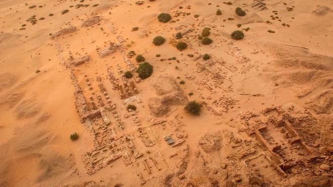 Kim tự tháp bị lãng quên ở Sudan ảnh 2