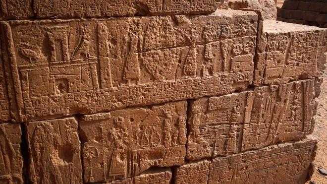 Kim tự tháp bị lãng quên ở Sudan ảnh 5