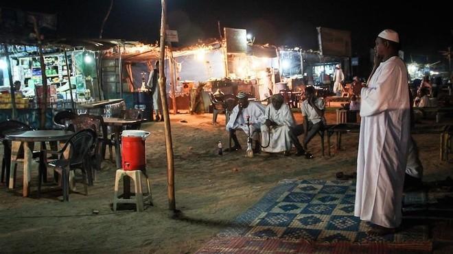 Kim tự tháp bị lãng quên ở Sudan ảnh 6