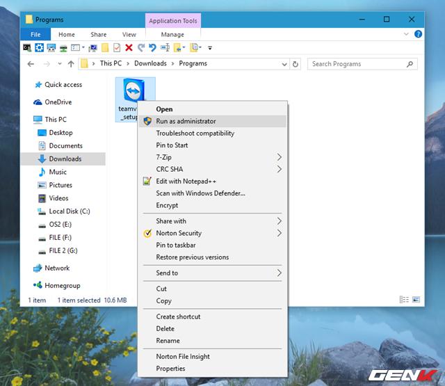 Khám phá tính năng quét virus từ xa bằng TeamViewer ảnh 2
