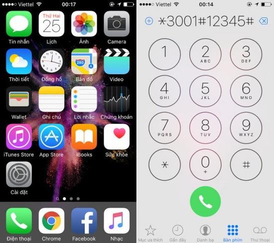 Cách để hiển thị rõ cường độ tín hiệu của iPhone ảnh 1