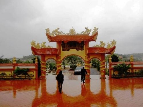 Mục sở thị lăng mộ 10 tỷ độc nhất vô nhị trên vùng sa mạc Quảng Bình ảnh 13