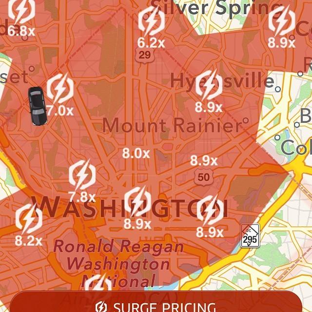 Ai cũng ghét tính năng tăng giá giờ cao điểm của Uber và đây là cách khắc phục ảnh 2