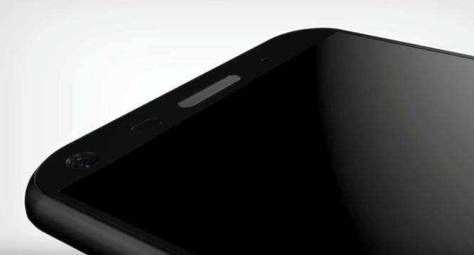 Video: Cận cảnh bản dựng smartphone LG G5 ảnh 3