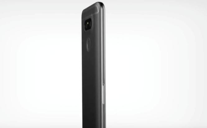 Video: Cận cảnh bản dựng smartphone LG G5 ảnh 5