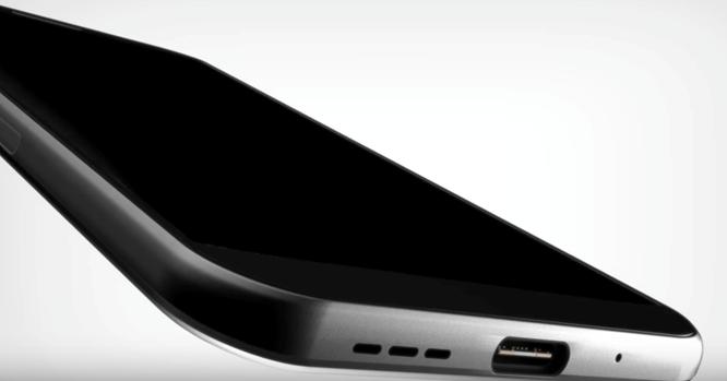 Video: Cận cảnh bản dựng smartphone LG G5 ảnh 6