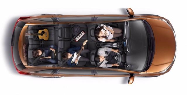 Honda trình làng BR-V, giá từ 467 triệu đồng ảnh 5