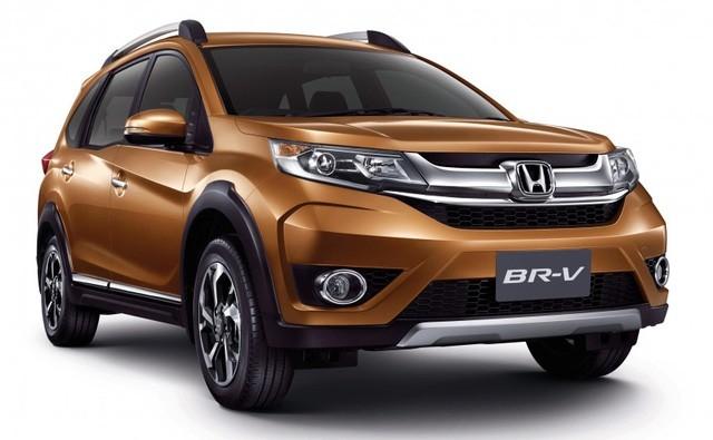 Honda trình làng BR-V, giá từ 467 triệu đồng ảnh 1