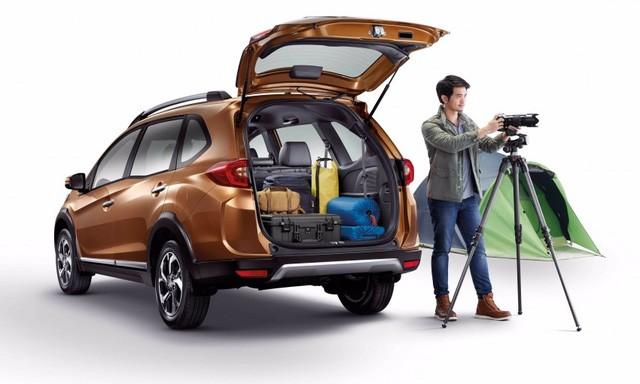 Honda trình làng BR-V, giá từ 467 triệu đồng ảnh 6