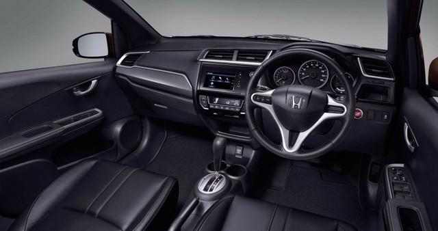 Honda trình làng BR-V, giá từ 467 triệu đồng ảnh 4