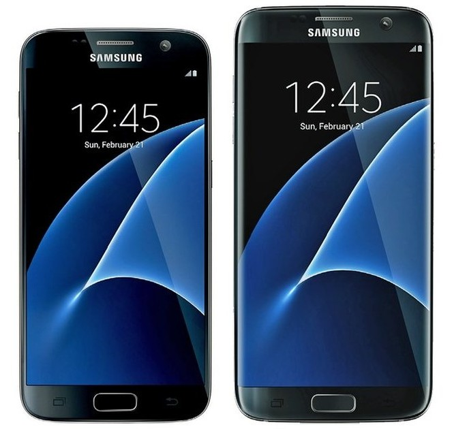 Samsung Galaxy S7 và S7 edge lộ 'nguyên hình' - ảnh 2