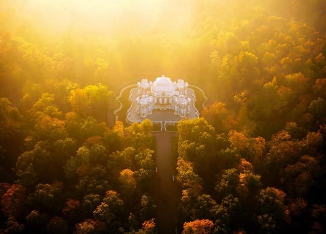 11 công trình đẹp tuyệt nhìn từ flycam ảnh 3