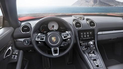 Chiêm ngưỡng vẻ đẹp siêu xe 718 Boxster từ Porsche ảnh 6