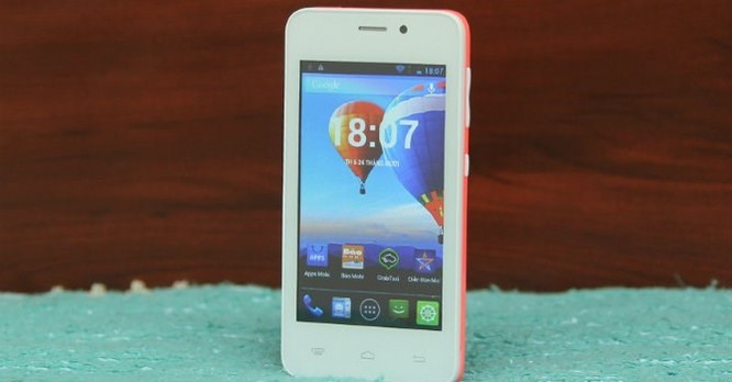 4 smartphone giá dưới 2 triệu đồng tại Việt Nam ảnh 1