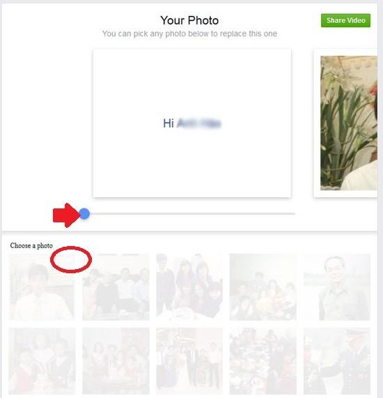 Mách bạn 5 bước làm video Tình bạn trên Facebook ảnh 2