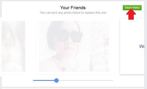 Mách bạn 5 bước làm video Tình bạn trên Facebook ảnh 4