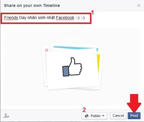 Mách bạn 5 bước làm video Tình bạn trên Facebook ảnh 5