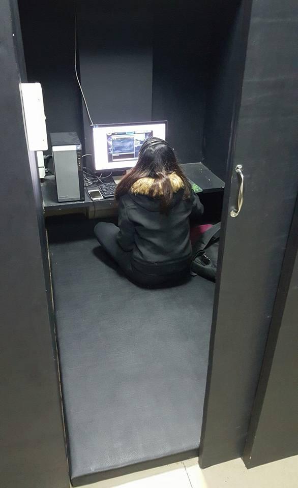 Trải nghiệm không khí quán net kiểu Nhật ngay tại VN ảnh 2