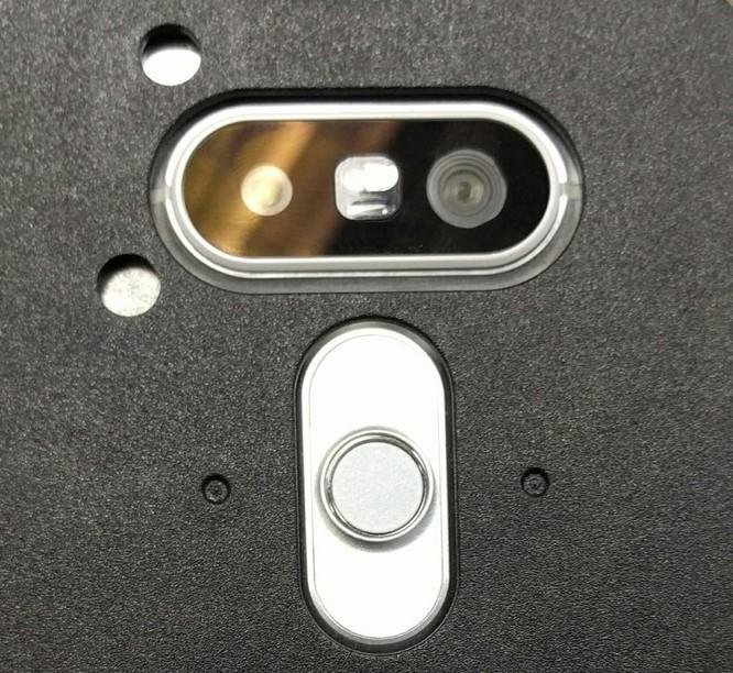 Cận cảnh LG G5 qua thông tin rò rỉ ảnh 5