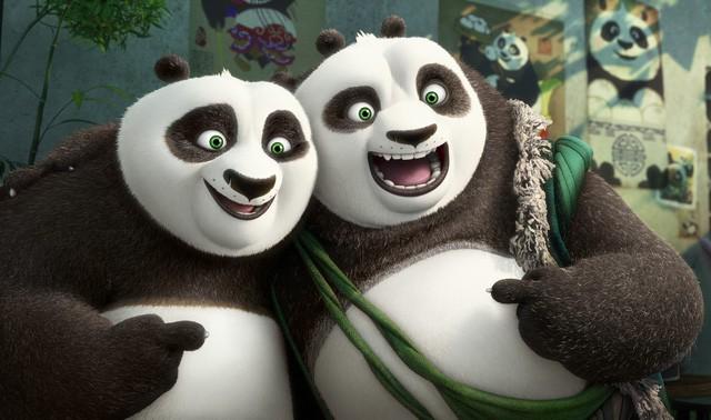 Video: Kung Fu Panda 3 lộ trích đoạn cực hài hước ảnh 1