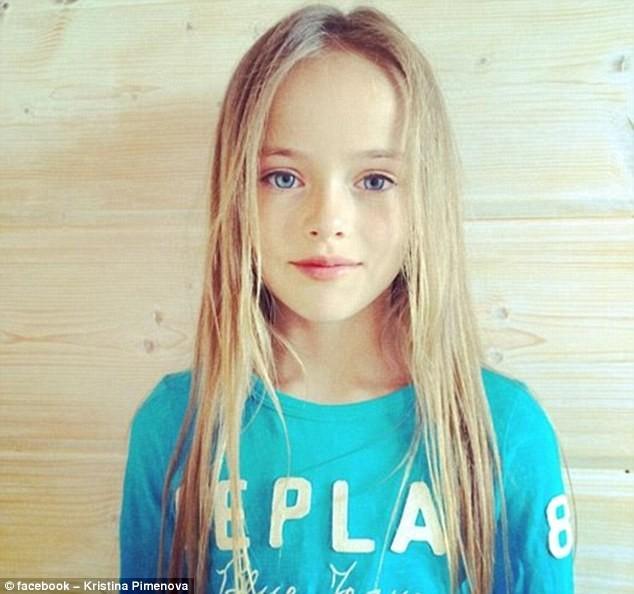 Mê mẩn trước vẻ đẹp thiên thần của người mẫu nhí xinh nhất thế giới ảnh 5